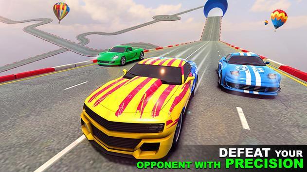 Crazy Speed Stunt Car Racing: 3D Driving Game screenshot 13