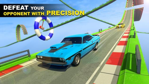 Crazy Speed Stunt Car Racing: 3D Driving Game screenshot 7