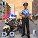Police Moto Bike Chase APK