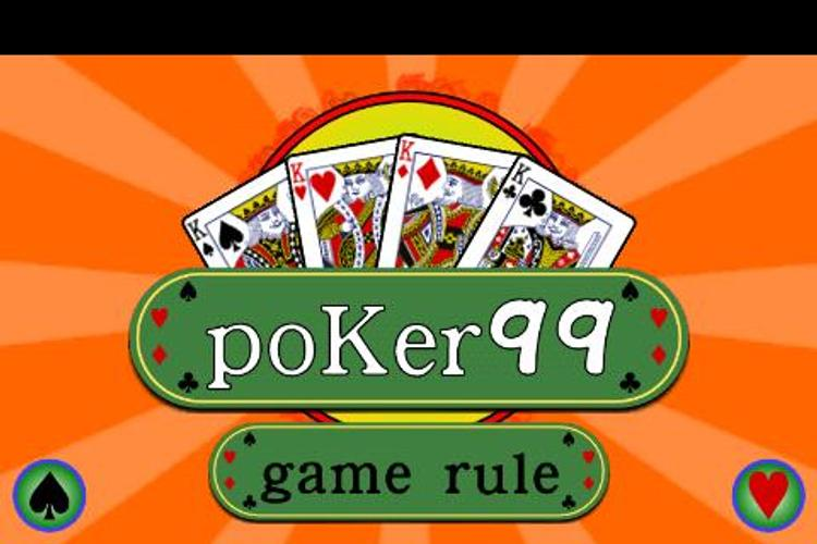 Poker 99 Single Player For Android Apk Download