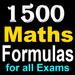 1500 Maths Formulas For All Board Exams 2018