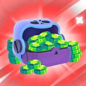 Splash Box Simulator for Brawl Stars: Cool Boxes! иконка