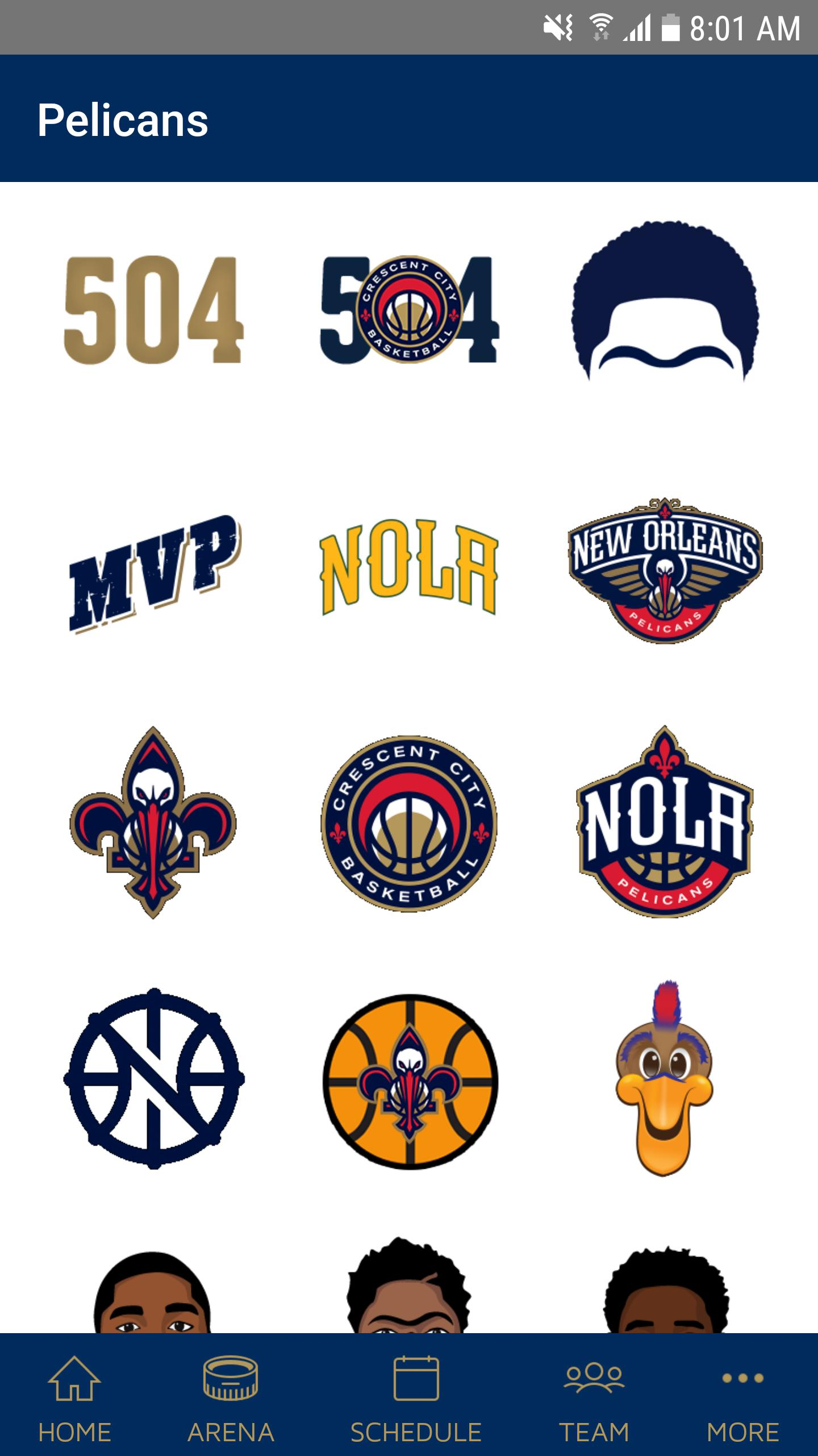 New Orleans Pelicans For Android Apk Download