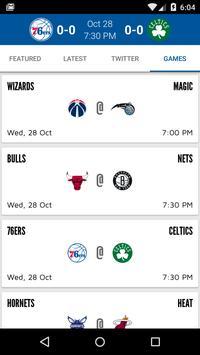 Philadelphia 76ers screenshot 3