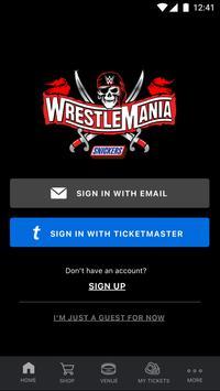 WrestleMania poster