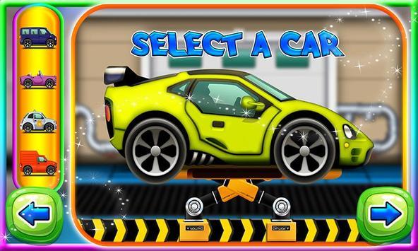 Car Wash Service Station: Truck Repair Salon Games screenshot 5