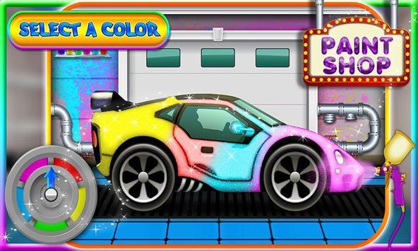 Car Wash Service Station: Truck Repair Salon Games screenshot 9