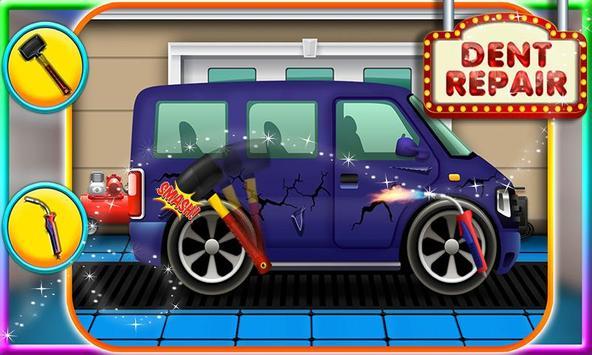Car Wash Service Station: Truck Repair Salon Games screenshot 13