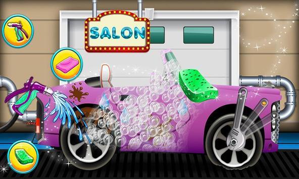 Car Wash Service Station: Truck Repair Salon Games screenshot 10