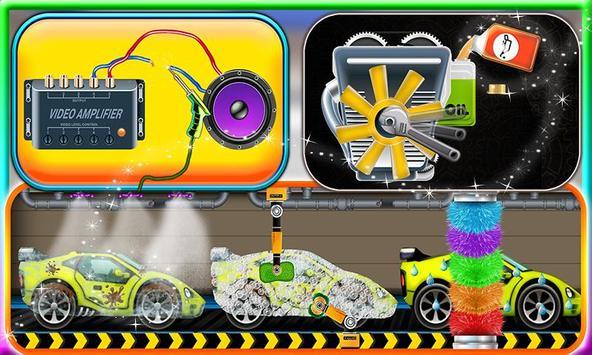 Car Wash Service Station: Truck Repair Salon Games screenshot 14