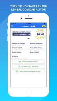 LensAl.com poster