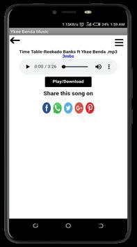 Ykee Benda All Songs screenshot 1