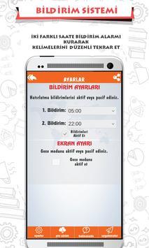 YKS Günde 10 Kelime (Benim Hocam) screenshot 14