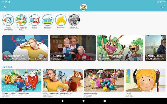 Yle Kids Areena screenshot 8