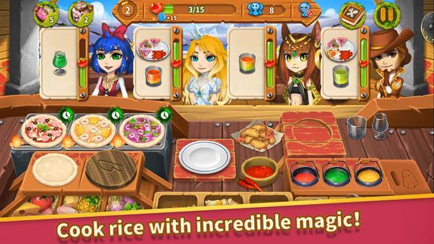 16 Schermata Cooking Town