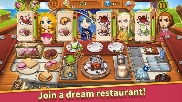 17 Schermata Cooking Town
