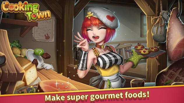 6 Schermata Cooking Town