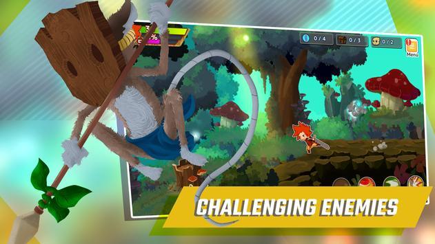 Breaking Gates – 2D Action Platformer ảnh chụp màn hình 4