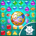Paradise Jewel: Match 3 Puzzle