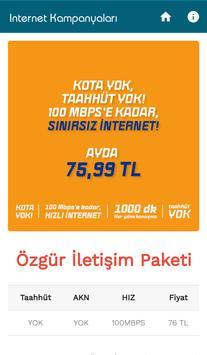 Internet Kampanyaları screenshot 1