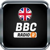 BBC Radio 2 App Radio London BBC 2 Live NO OFICIAL icon