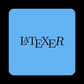 LaTeXeR - Latex to unicode أيقونة