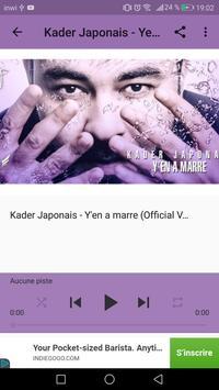 قادر الجابوني -حتماتك الدنيا kader japoni  بدون نت screenshot 4