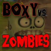 Boxy vs Zombies icon
