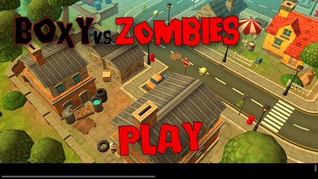 Boxy vs Zombies screenshot 6
