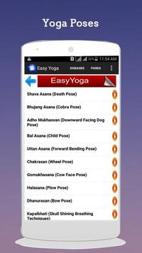 Easy Yoga for Weight Loss screenshot 2