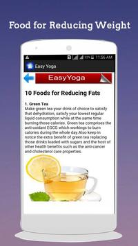 Easy Yoga for Weight Loss screenshot 5