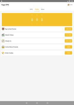 Yoga VPN imagem de tela 8