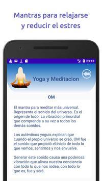 Yoga y Mindfulness, Meditación guiada en español capture d'écran 4