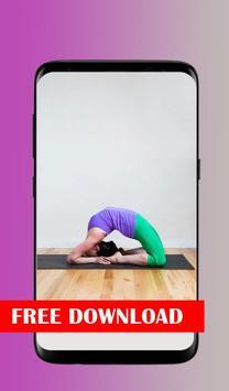Yoga poses and steps screenshot 1