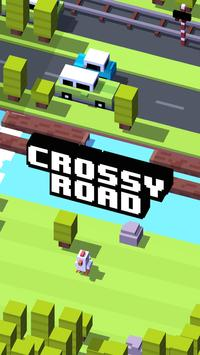 Crossy Road poster