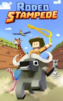 Rodeo Stampede: Sky Zoo Safari Poster