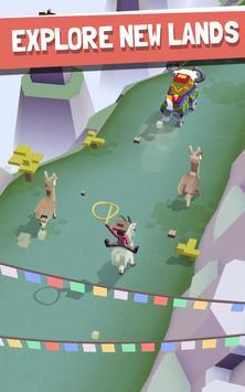 Rodeo Stampede: Sky Zoo Safari imagem de tela 5