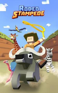 로데오 스템피드: 스카이 동물원 사파리 스크린샷 19
