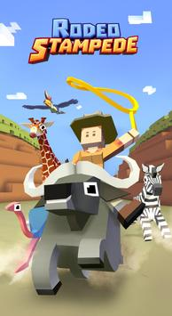 로데오 스템피드: 스카이 동물원 사파리 스크린샷 5