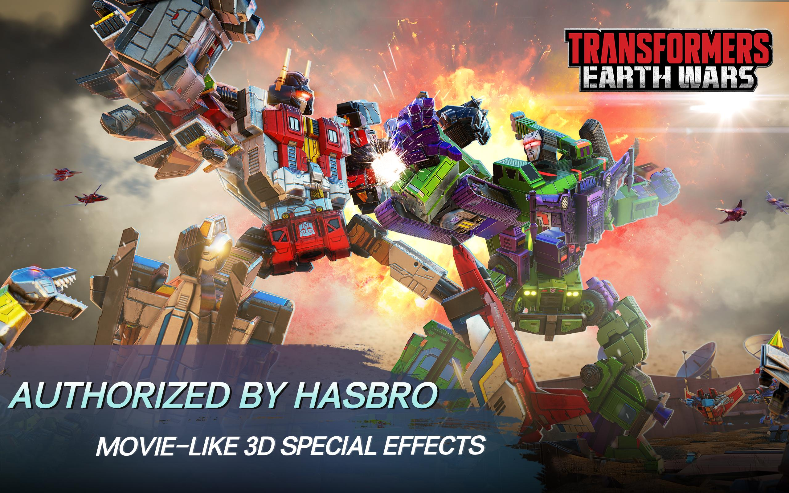 Transformers:Earth War for Android - APK Download