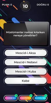 Yook Artık Bilgi Yarışması screenshot 2