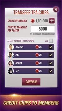 Teen Patti Adda: Free Online 3 Patti Indian Poker screenshot 7