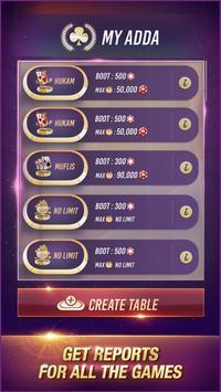 Teen Patti Adda: Free Online 3 Patti Indian Poker screenshot 8