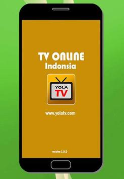 TV Indonesia - Yola TV Online Streaming poster