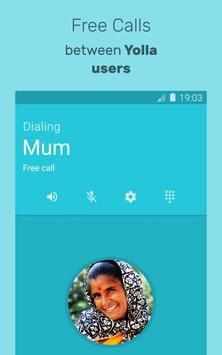 International Calling App - Yolla screenshot 7