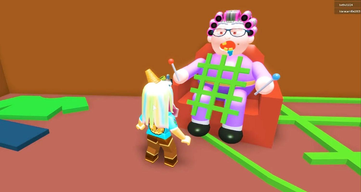 Escape Grandma S House Obby Game Guide For Android Apk Download