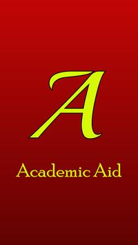 Academic Aid poster