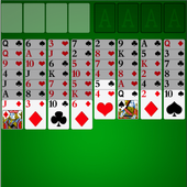 Solitaire FreeCell icon