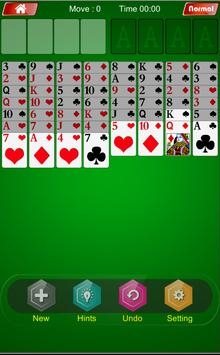 Solitaire FreeCell screenshot 11
