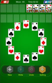 Solitaire FreeCell screenshot 1
